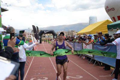Maratón de los Andes 2015 - Perú