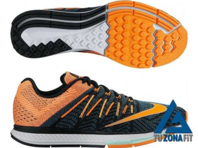 Análisis: Nike Air Zoom Elite 8 - Suela
