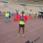 Efraín Sotacuro clasificó a Rio 2016