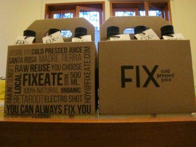 Así llega FIX a la comodidad de tu hogar!