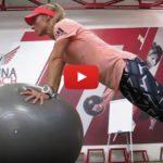Deporte en el embarazo: 5 ejercicios prácticos con un balón de pilates [VIDEO]