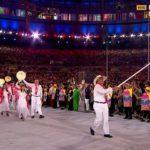 Atletas Peruanos en Rio 2016