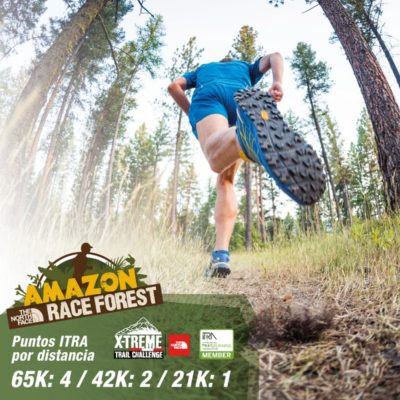 Amazon Race Forest 2016