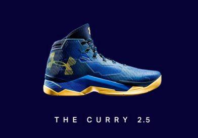 Llega a Perú la nueva versión de las zapatillas del basquetbolista Stephen Curry