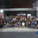 Altair Crossfit inauguró sede Este con su clásico Game Of Wods 16.2