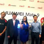 Huawei Mate 9: El nuevo celular de lujo se lanza junto al Huawei Fit