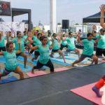 Reebok Fitness Tour en playa Palabritas 2017