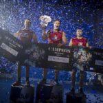 Red Bull Rey de Cancha: Pentacampeón de Frontón Kevin Martínez es el ganador
