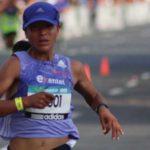 Inés Melchor y Rocío Cantara se quedan con el oro en Maratón de Santiago