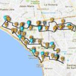 Lima 42K: Rutas, puntos de hidratación y altimetría de la carrera