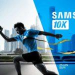 Samsung 10K 2017: desafía tu resistencia por el Día Olímpico