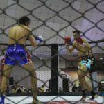 Hawaiano Smith, Alessandro Gandolfo y Enzo navarro sacaron cara por el Perú en Redemption Fighters 2017