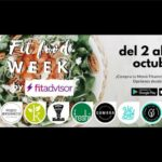 FitAdvisor invita a todos al primer Fit Food Week