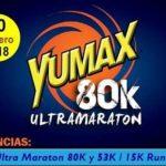Yumax 80K 2018: El primer Ultramaraton de Lima abre inscripciones para su 7ma edición