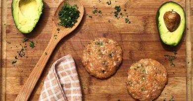Pink Salmon Burgers: Hamburguesas de salmón 100% artesanales