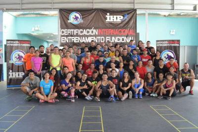 Certificación Internacional de Entrenamiento Funcional 2018