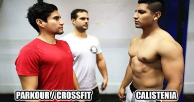La prueba: Crossfit vs Calistenia vs Parkour