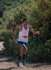 Emerson Trujillo participó por primera vez en una competencia internacional de 80K