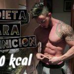 Nutrición: Dieta de definición [VIDEO]