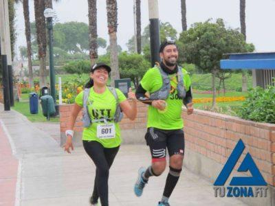 Jessica Jaramillo y Diego Mora - Team PTR