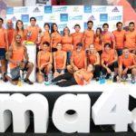 Más de 14,000 corredores participarán en la Maratón Movistar 42K