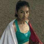 Inés Melchor logró el segundo puesto en la Maratón de Daegu, Korea
