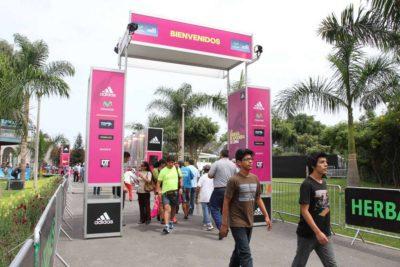 Expo Maratón Lima 42k
