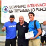 Seminario Internacional de Entrenamiento Funcional 2016 se realizó con éxito
