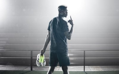 Paul Pogba - Adidas Mercury