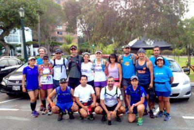 Peru Trail Runners - WWF