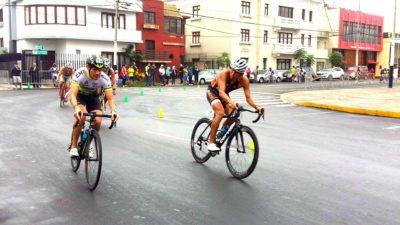Campeonato Nacional de Triatlón - Primera fecha
