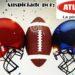 Futbol Americano: Primer Tazón de Invierno inicia este domingo