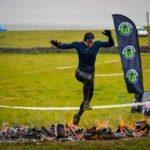 Spartan Race en Edimburgo, Escocia: Domando a la bestia