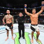 CM Punk fue derrotado rápidamente en su debut en la UFC