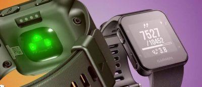"""""""El Forerunner 35 también incluye funciones de smartwatch como notificaciones inteligentes y control de música directamente desde el dispositivo"""""""