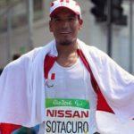Efrain Sotacuro consigue el cuarto lugar en la maratón de los Juegos Paralímpicos Rio 2016