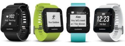 Garmin Forerunner 35: Reloj para correr con GPS y medición de pulso en la muñeca