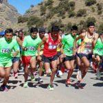 Huancavelica y su Medio Maratón