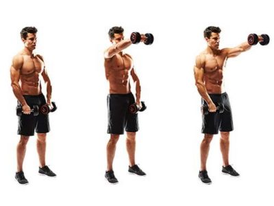 Fitness: 4 Ejercicios básicos para construir unos hombros de acero