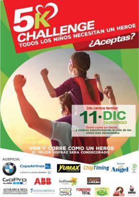 5K Challenge - Perú Generoso