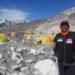 Richard Hidalgo parte para escalar el Everest y coronar la montaña más alta del mundo