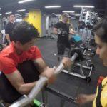 Rutina para tonificar los bíceps