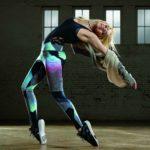Sé fuerte y femenina con la colección de baile City Series de Reebok