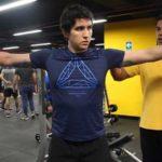 Rutina para fortalecer y tonificar los hombros