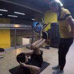 Rutina para fortalecer y marcar el abdomen