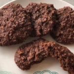 Receta: Galletas de avena y cacao