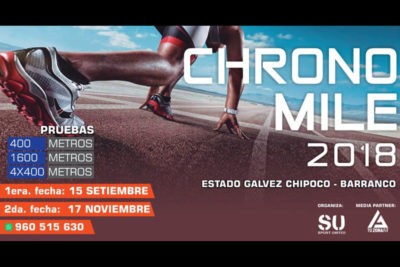 Chrono Mile 2018