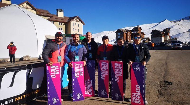 Reebok Winter Season 2018 retó a atletas Peruanos y Latinoamiercanos al máximo