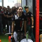 Noelia Venet y Frank Cárdenas se llevaron el primer lugar en el Spartan Warrior Challenge 2018