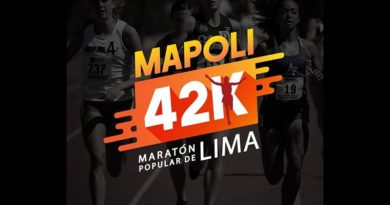 Mapoli 42K: Todos se preparan para el primer maratón popular de Lima